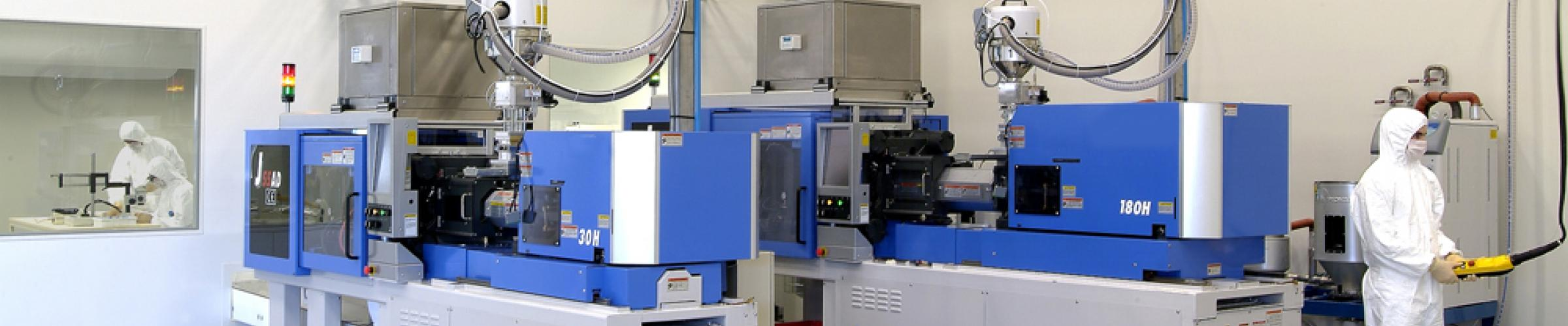 Plastics Injection Moulding Monitoring