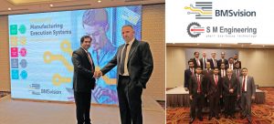 S M Engineering & BMSvision join forces to introduce Industry 4.0 MES systems in the Bangladesh Textile Market.